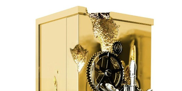 Luxury Safes for a High-end Bedroom