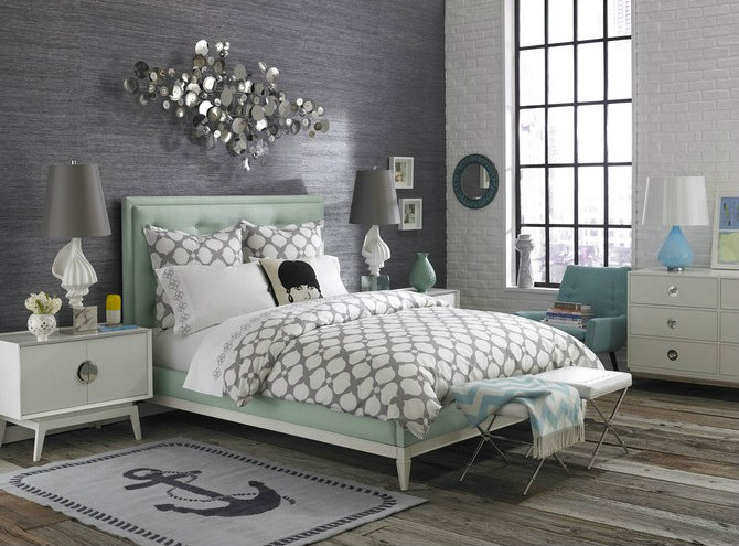 Elegant Bedroom Design by Jonathan Adler bedroom design Elegant Bedroom Design by Jonathan Adler Elegant Bedroom by Jonathan Adler 1