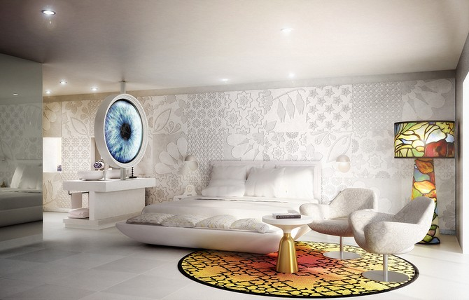 Unique Bedroom Ideas by Marcel Wanders marcel wanders Unique Bedroom Ideas by Marcel Wanders Unique Bedroom Ideas by Marcel Wanders 2