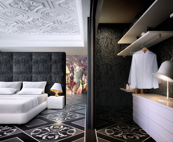 Unique Bedroom Ideas by Marcel Wanders marcel wanders Unique Bedroom Ideas by Marcel Wanders Unique Bedroom Ideas by Marcel Wanders 5