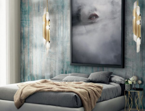Luxury lighthing Ideas for your Bedroom Design (3)