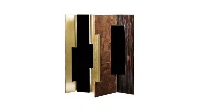 7 Folding Screens for a Dramatic Bedroom Design (1) Bedroom Design 7 Folding Screens for a Dramatic Bedroom Design 7 Folding Screens for a Dramatic Bedroom Design 1