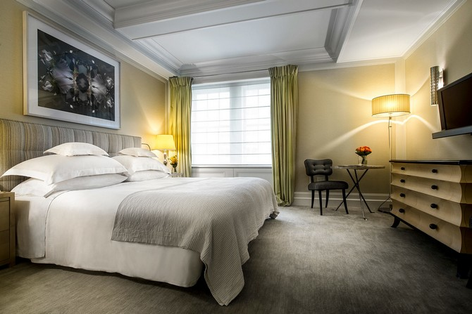 Jacques Grange Designed The Mark Hotel Luxury Bedrooms (1) Jacques Grange Jacques Grange Designed The Mark Hotel Luxury Bedrooms Jacques Grange Designed The Mark Hotel Luxury Bedrooms 1