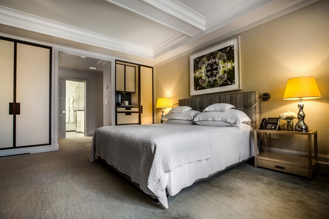 Jacques Grange Designed The Mark Hotel Luxury Bedrooms Bedroom Ideas