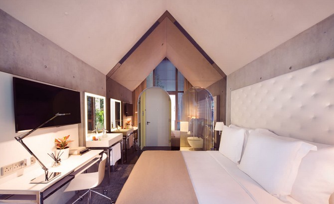 Philippe Starck Bedrooms 4