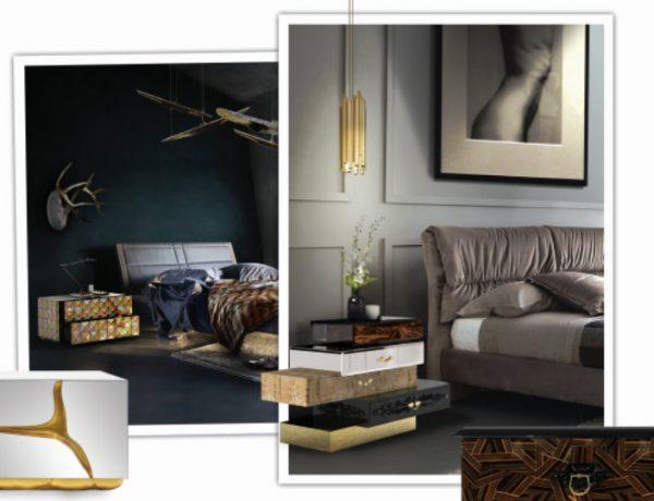 Refresh your Master Bedroom with Boca do Lobo Design