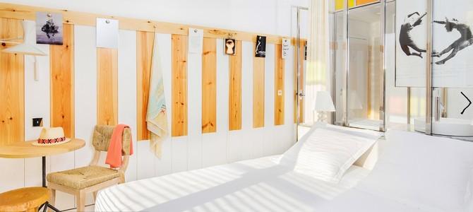 Philippe starck designs h tel ha a tza a wonder of france bedroom ideas - Bassin starck ...