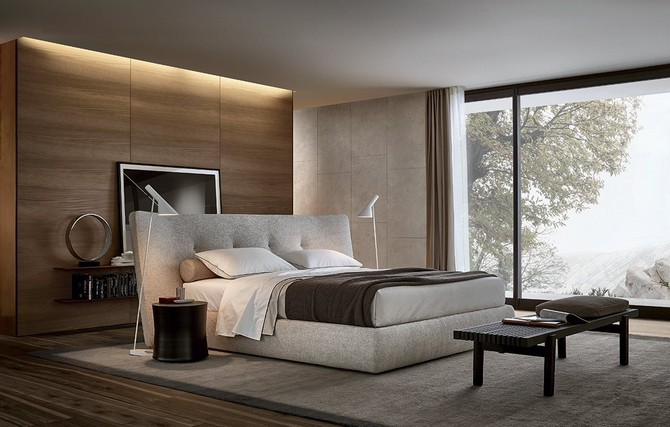 Bedroom Furniture: 4 Wonderful Beds by Poliform bedroom furniture Bedroom Furniture: 4 Wonderful Beds by Poliform 1 7