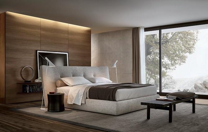 Bedroom Furniture 4 Wonderful Beds By Poliform