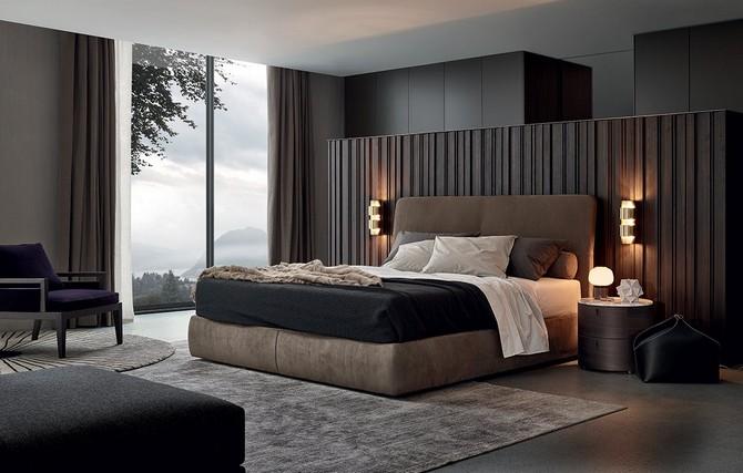 Bedroom Furniture: 4 Wonderful Beds by Poliform