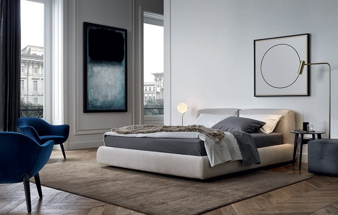 bedroom furniture Bedroom Furniture: 4 Wonderful Beds by Poliform 5 7