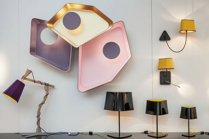 Bedroom Acessories: Lighting Brands to visit at 100% Design Bedroom Acessories Bedroom Acessories: Lighting Brands to visit at 100% Design Design Heure Collection
