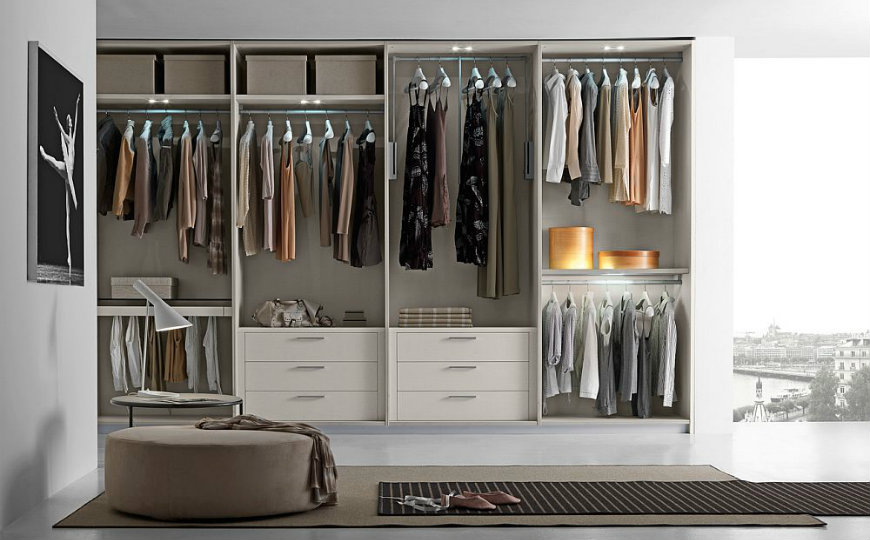 Get a walk in closet to organize your life for How to organize your walk in closet