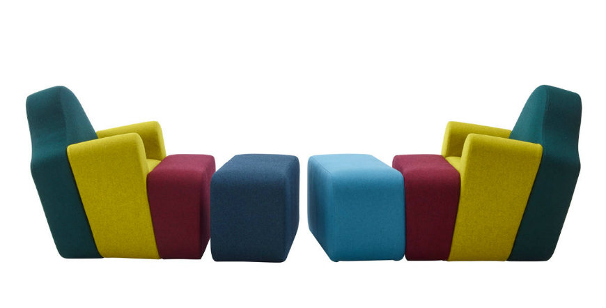 14534740380 pierre charpin The Slice Chair by Pierre Charpin Would Look Amazing In Your Bedroom 14534740380