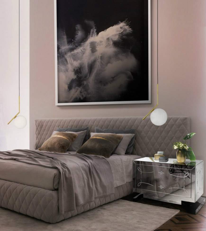 Luxury-master-bedroom-collection-by-Boca-do-Lobo-News7 Bedroom Design Improve Your Bedroom Design with Ingenious Nightstands Luxury master bedroom collection by Boca do Lobo News7
