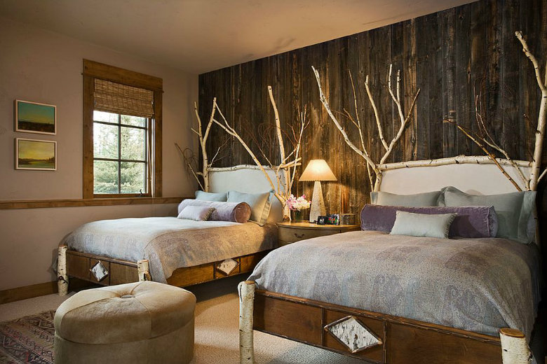 rww3 reclaimed wood walls Bedroom Ideas with Reclaimed Wood Walls RWW3