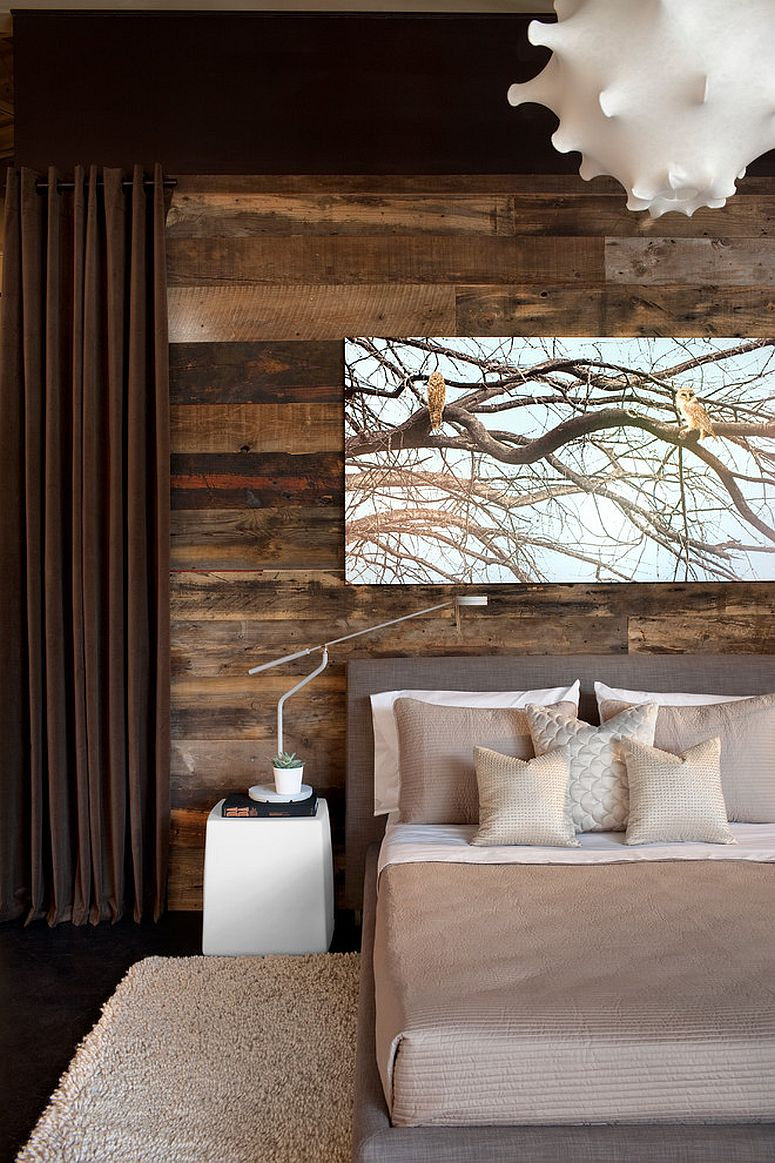 rww7 reclaimed wood walls Bedroom Ideas with Reclaimed Wood Walls RWW7