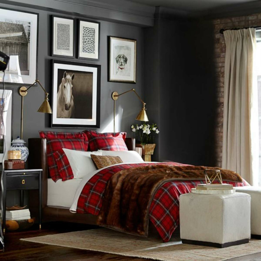 bedroom decorating ideas bedroom decorating ideas Enter the Christmas Spirit with Creative Bedroom Decorating Ideas WS Tartan