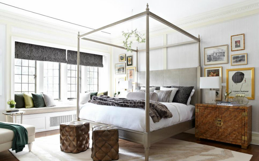 brighten your bedroom decor like an exquisite hotel suite