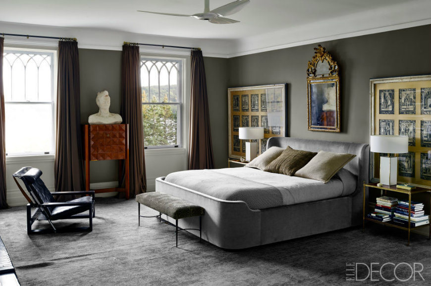 Contemplate these Astounding Grey Bedroom Designs