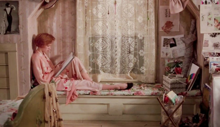 classic movie bedrooms pretty in pink classic movie bedroom These Classic Movie Bedrooms Will Give You a Sense of Nostalgia pretty in pink bedroom