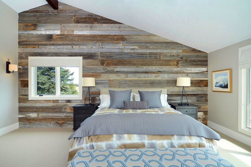 rww10 reclaimed wood walls reclaimed wood walls Bedroom Ideas with Reclaimed Wood Walls rww10