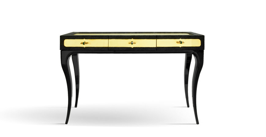 KOKET-exotica-dressing-table-1 Console Tables Koket's Glamorous Console Tables Give A New Concept to Luxury KOKET exotica dressing table 1