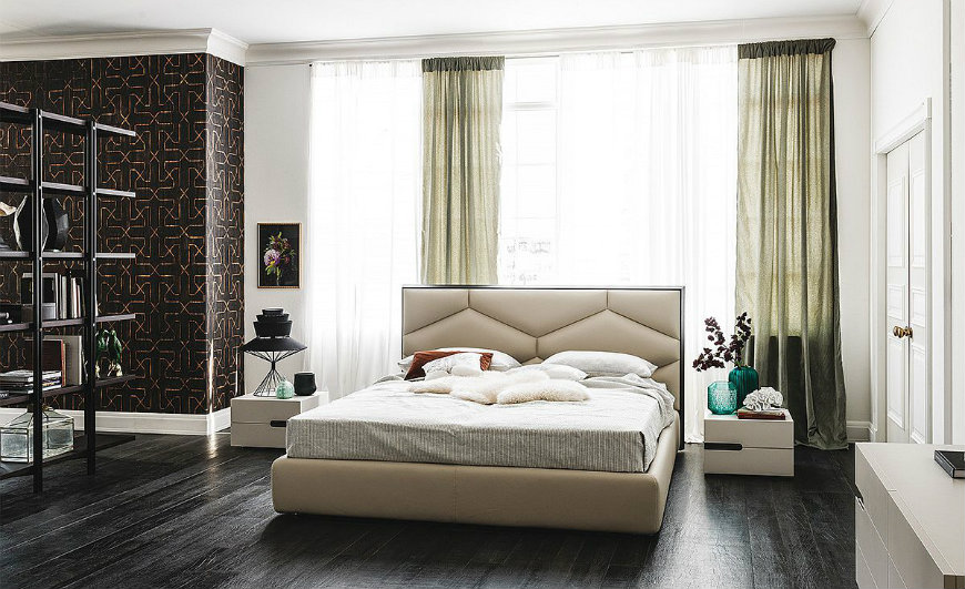 comfortable beds 4 comfortable beds Take a Look at Some of the Most Comfortable Beds from Cattelan Italia comfortable beds4