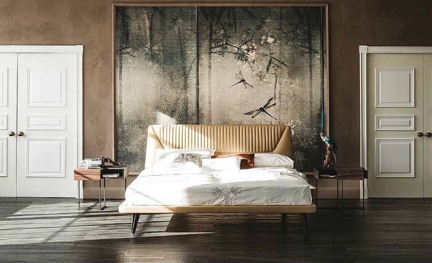 comfortablebeds3 comfortable beds Take a Look at Some of the Most Comfortable Beds from Cattelan Italia comfortablebeds3