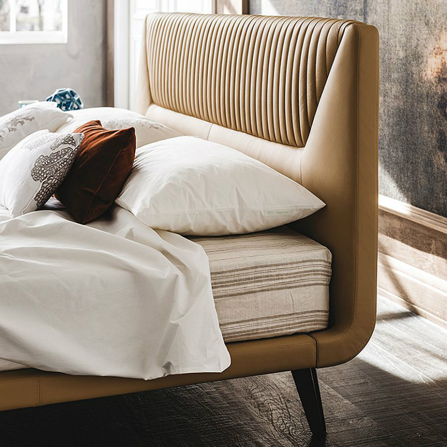headboard3 comfortable beds Take a Look at Some of the Most Comfortable Beds from Cattelan Italia headboard3