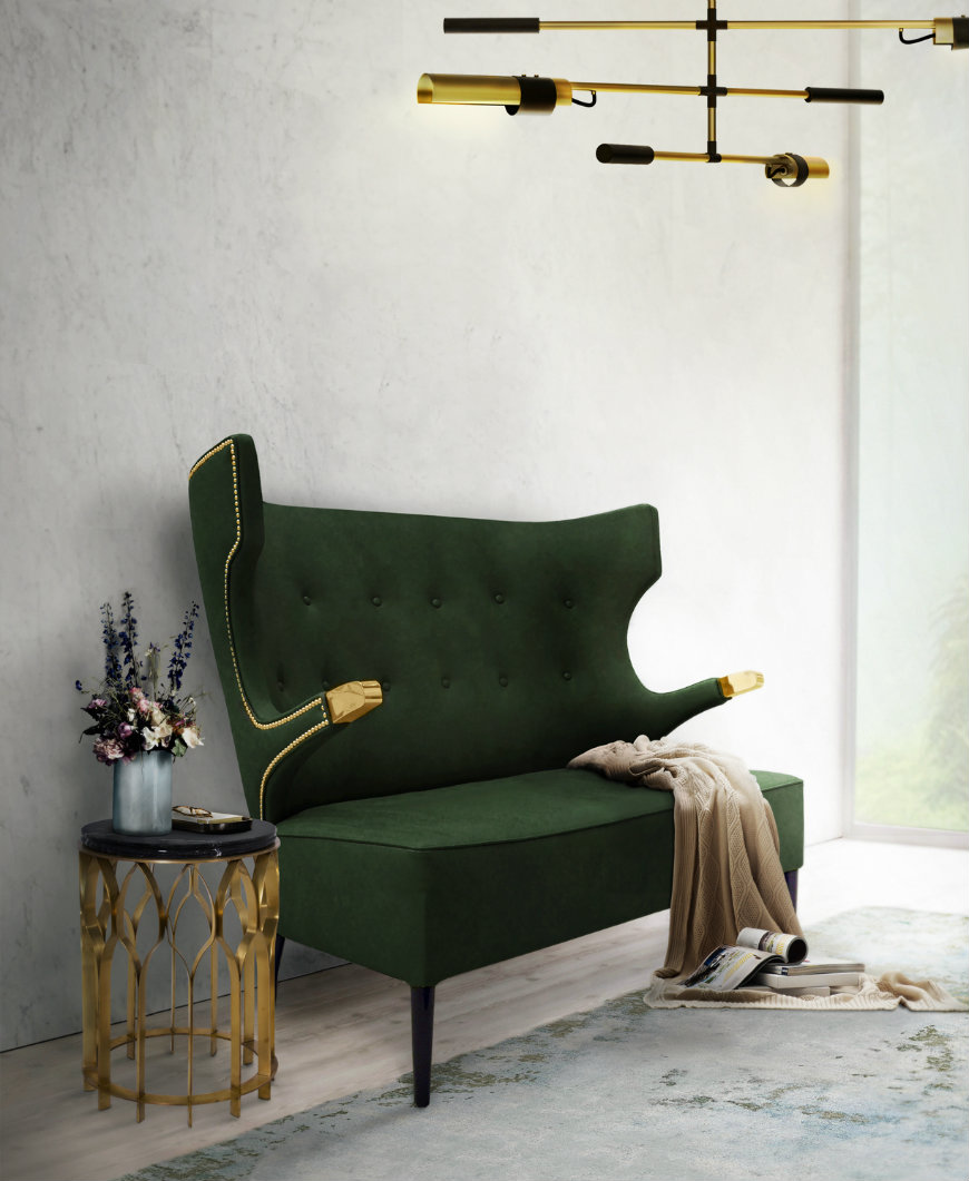 pantone pantone Decorate Your Bedroom with Pantone's Selected Colour Greenery malay brabbu
