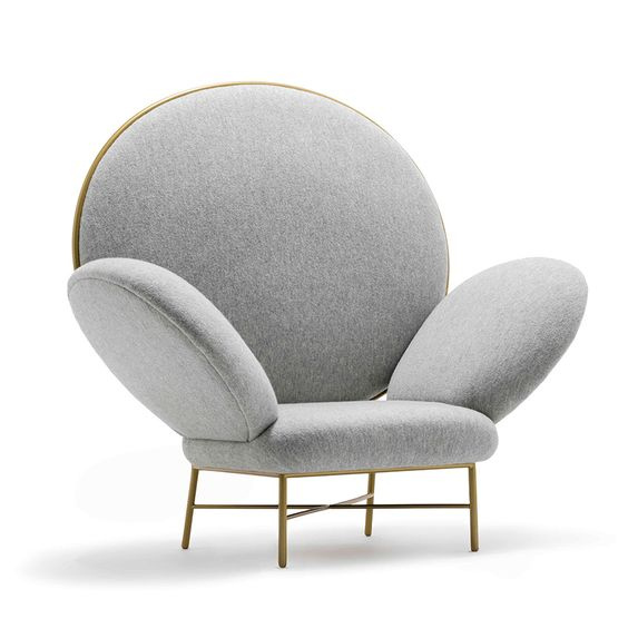 modern armchairs 1 modern armchairs These Modern Armchairs Will Leave You Wanting Nothing More modern armchairs 1
