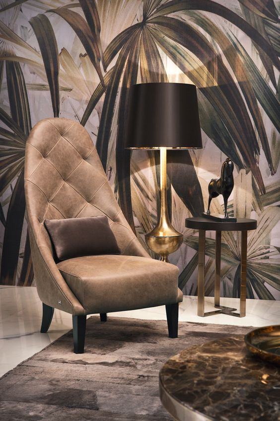 modern armchairs 6 modern armchairs These Modern Armchairs Will Leave You Wanting Nothing More modern armchairs 6