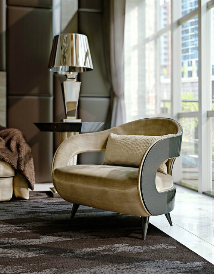 modern armchairs 9 modern armchairs These Modern Armchairs Will Leave You Wanting Nothing More modern armchairs 9
