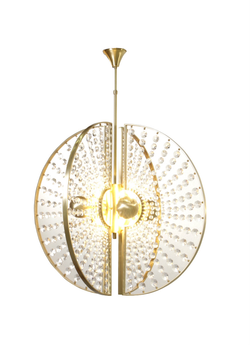 roxy-chandelier-2 chandeliers chandeliers The Most Vibrant and Fabulous Chandeliers to Place In Your Bedroom roxy chandelier 2