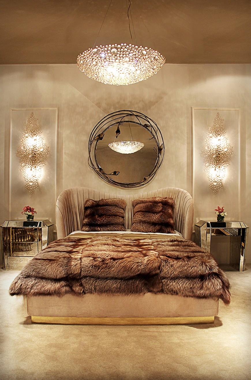 Bedroom-koket-02 Wall Mirrors Brilliant Wall Mirrors to Incorporate in Your Bedroom Design Bedroom koket 02 1