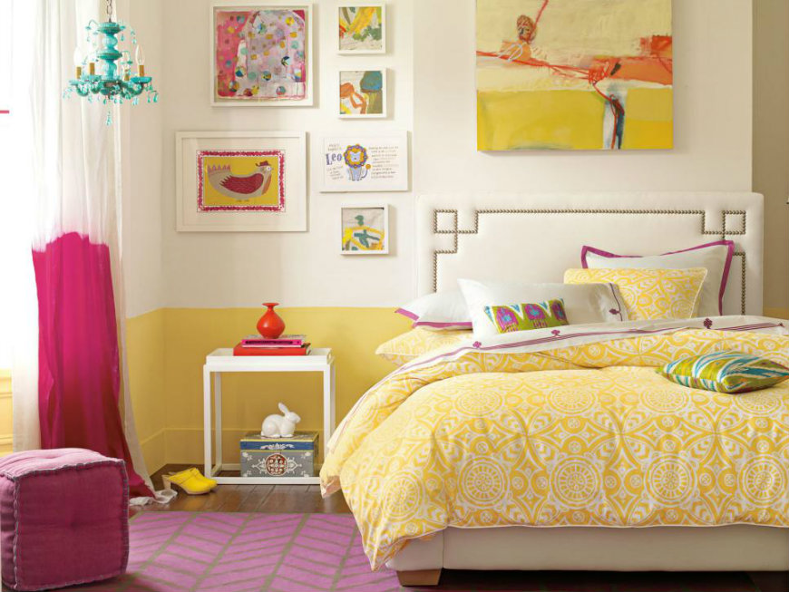 CI-Serena-Lily_marni-room_s4x3 bedroom ideas Bedroom Ideas The Most Stylish Bedroom Ideas for Teenage Girls CI Serena Lily marni room s4x3