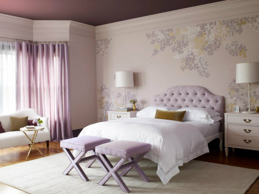 DP_Benjamin-Moore-Bedroom_s4x3 Bedroom Ideas The Most Stylish Bedroom Ideas for Teenage Girls DP Benjamin Moore Bedroom s4x3