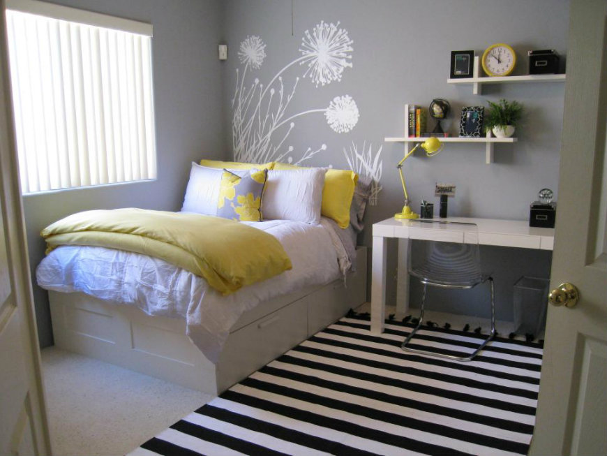 RMS_dodi-yellow-teen-bedroom_s4x3 Bedroom Ideas The Most Stylish Bedroom Ideas for Teenage Girls RMS dodi yellow teen bedroom s