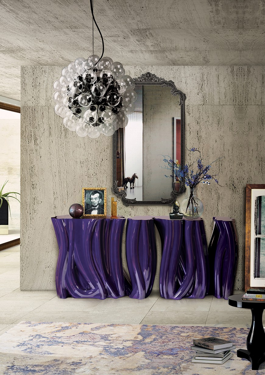 entrance-boca-do-lobo-26 Wall Mirrors Brilliant Wall Mirrors to Incorporate in Your Bedroom Design entrance boca do lobo 26