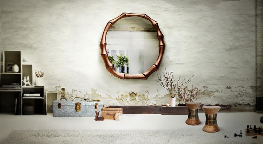 entrance-brabbu-08 Wall Mirrors Brilliant Wall Mirrors to Incorporate in Your Bedroom Design entrance brabbu 08