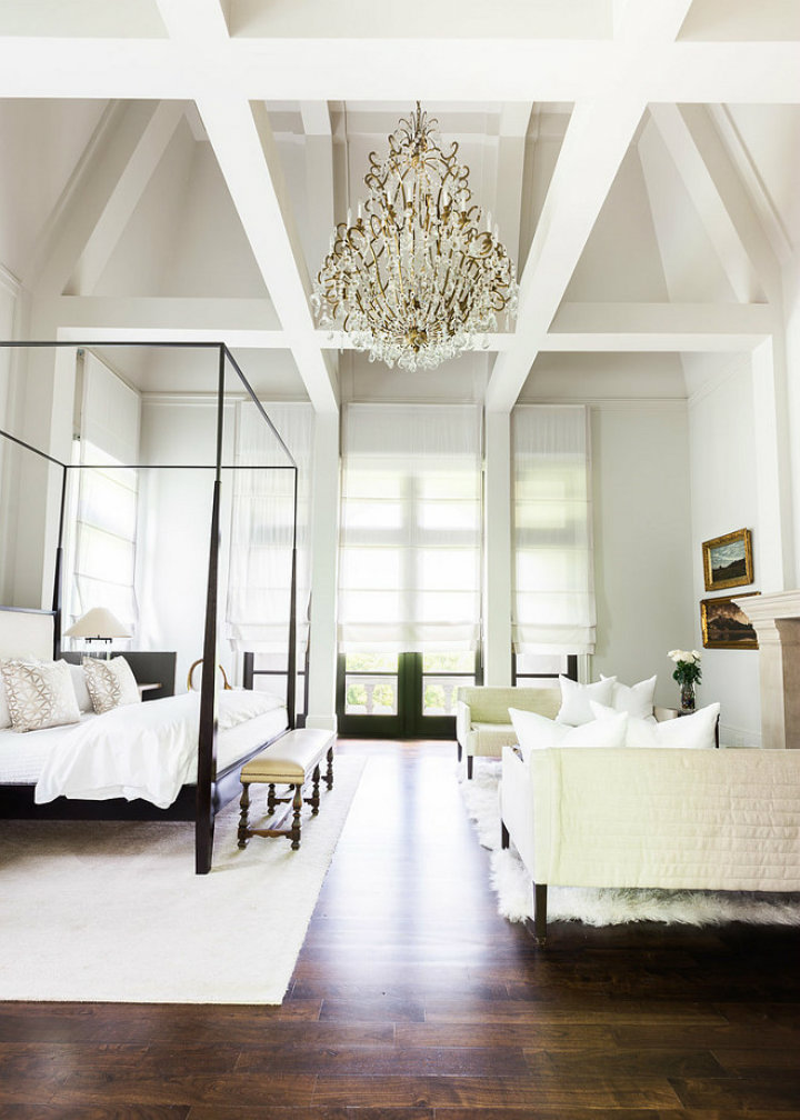 highceilings2 bedrooms with high ceilings Unique Ways to Decorating Bedrooms with High Ceilings highceilings2