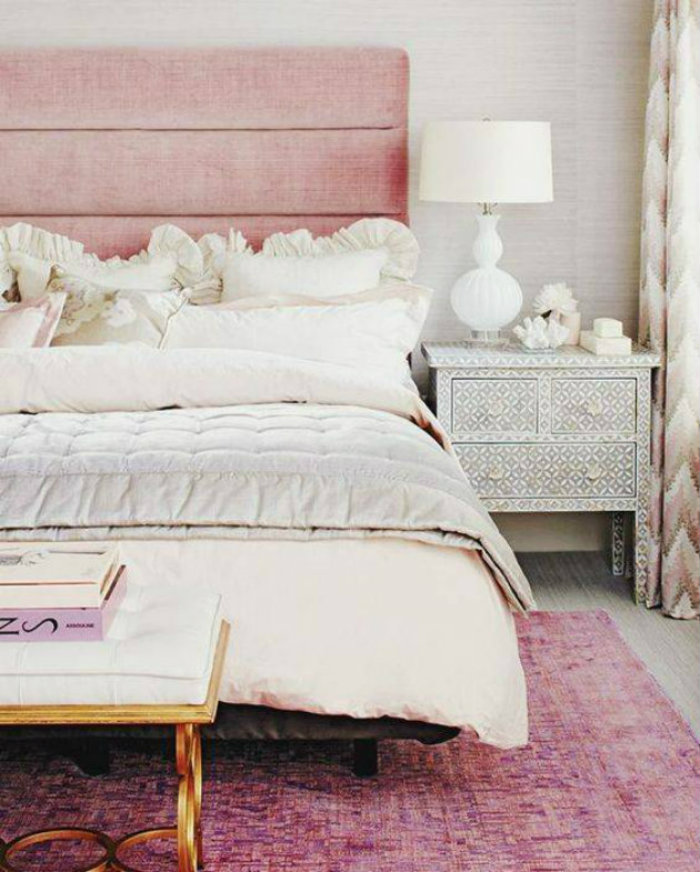 pink bedroom decor 1 Bedroom Ideas Bedroom Ideas – How to Pull Off the Most Glamorous Pink Bedrooms pink bedroom decor 1