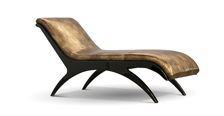 zeba-chaise-1 KOKET Be Mesmerised by KOKET's Most Recent Luxurious Designs zeba chaise 1