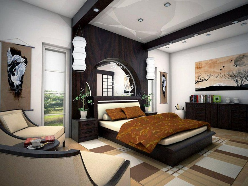 Enjoy serenity and comfort with the ultimate zen bedrooms for Zen type bedroom ideas