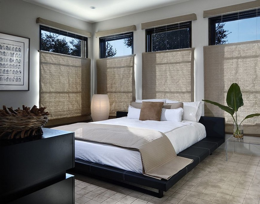 Enjoy serenity and comfort with the ultimate zen bedrooms for Zen bedroom designs