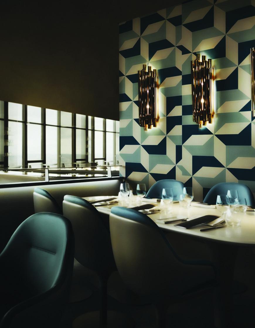 DL Restaurant (2) Design Projects Dazzling Design Projects from Lighting Genius DelightFULL DL Restaurant 2