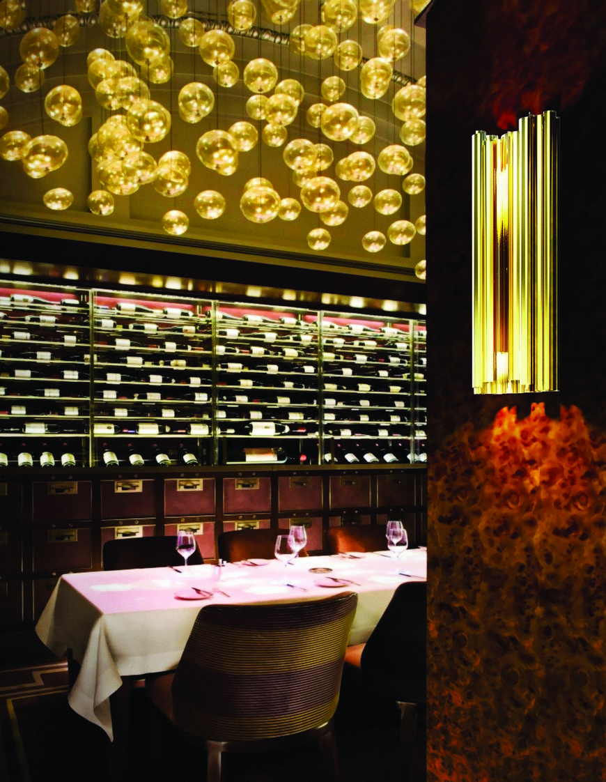 DL Restaurant (5) Design Projects Dazzling Design Projects from Lighting Genius DelightFULL DL Restaurant 5