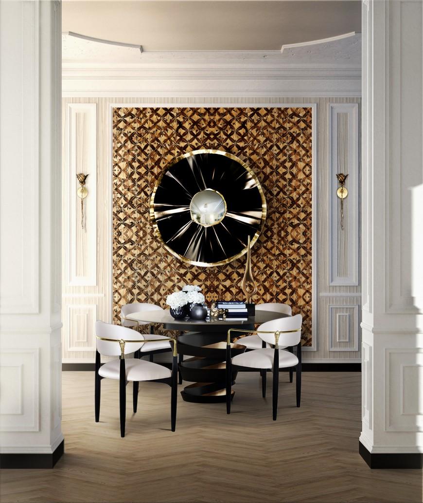 KK Dining Room (3) interior design projects  Be Inspired by Cutting-Edge Interior Design Projects by KOKET KK Dining Room 3
