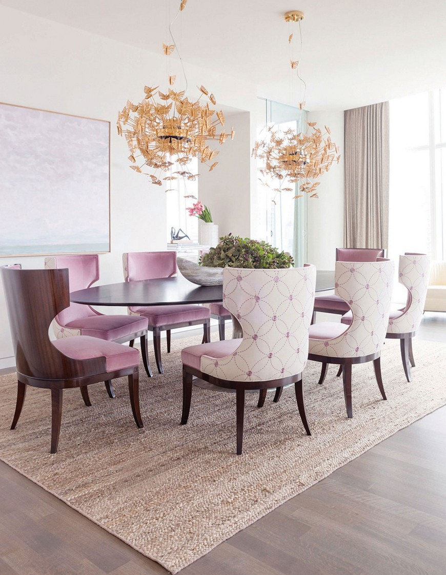 KK Dining Room (4)  Be Inspired by Cutting-Edge Interior Design Projects by KOKET KK Dining Room 4